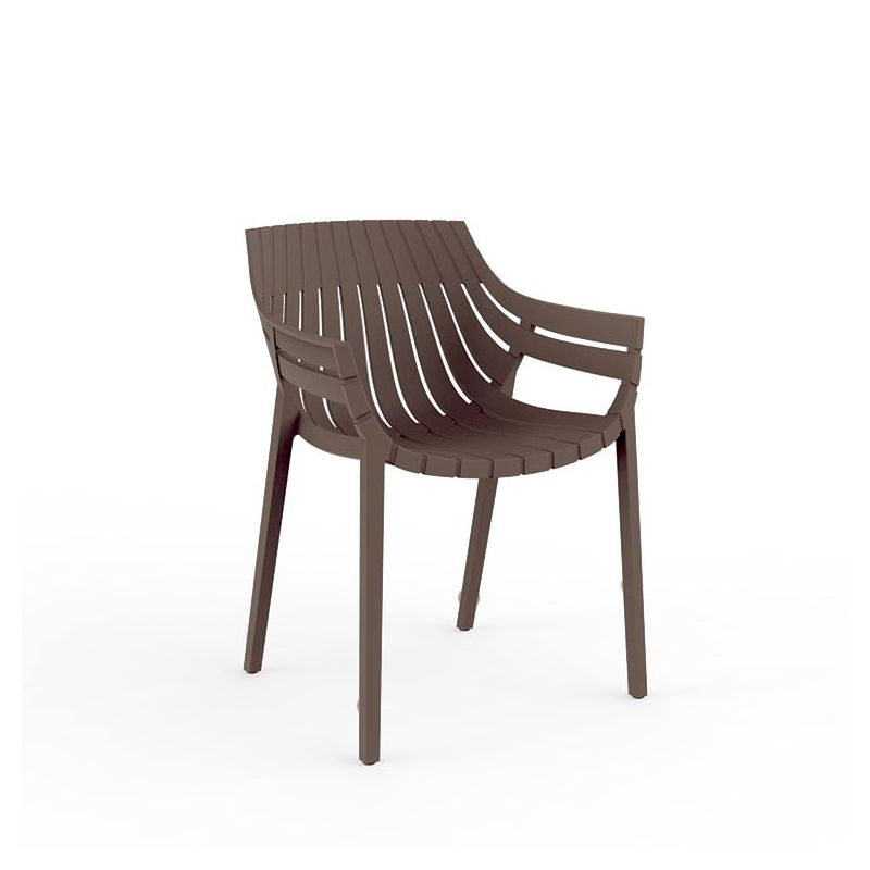 Spritz fauteuil de jardin design vondom empilable for Fauteuil exterieur