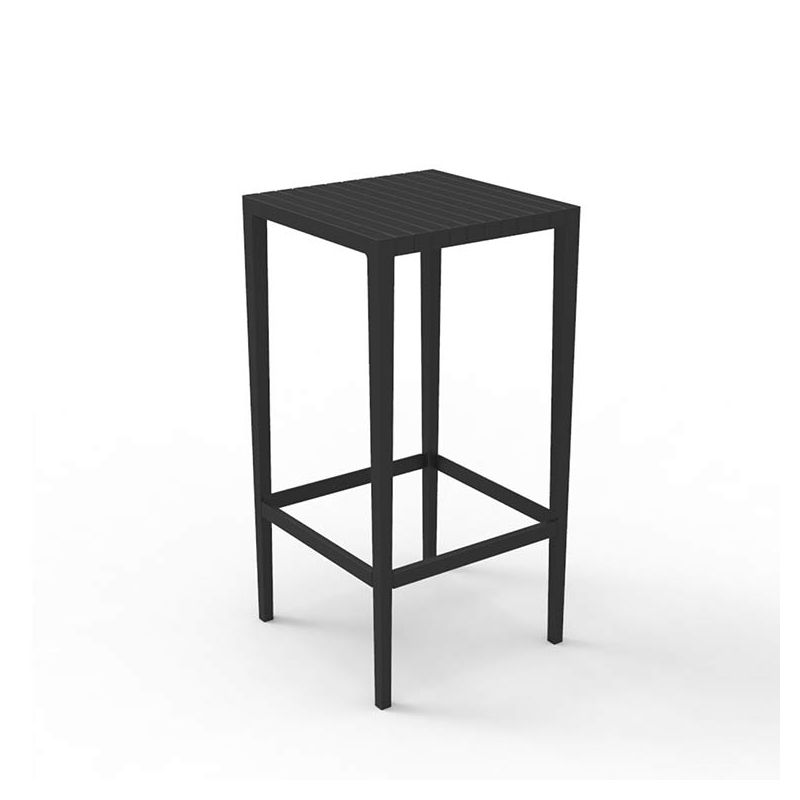 Table De Bar Noir.Table De Bar Spritz Vondom