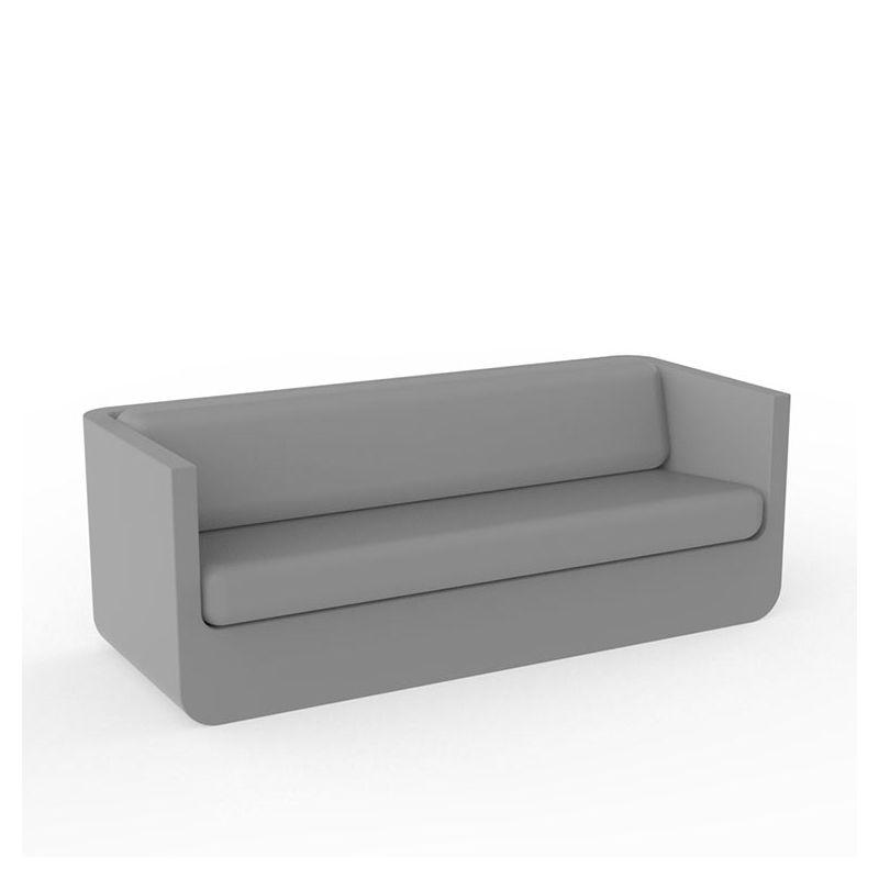 ulm canap de jardin vondom 3 places design r esteve. Black Bedroom Furniture Sets. Home Design Ideas