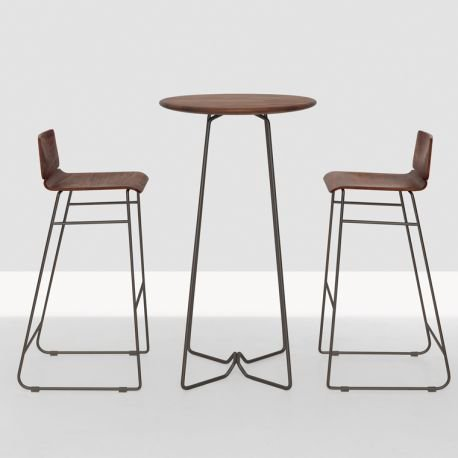 Myclubdesign for Table haute carree ikea