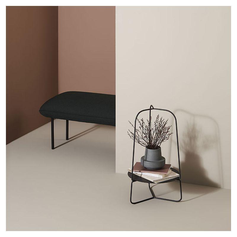 Auka table support plante woud porte plante design - Porte plante design ...