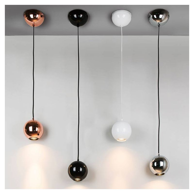 Boule, suspension Innermost Ø 12 cm, design S. Jones