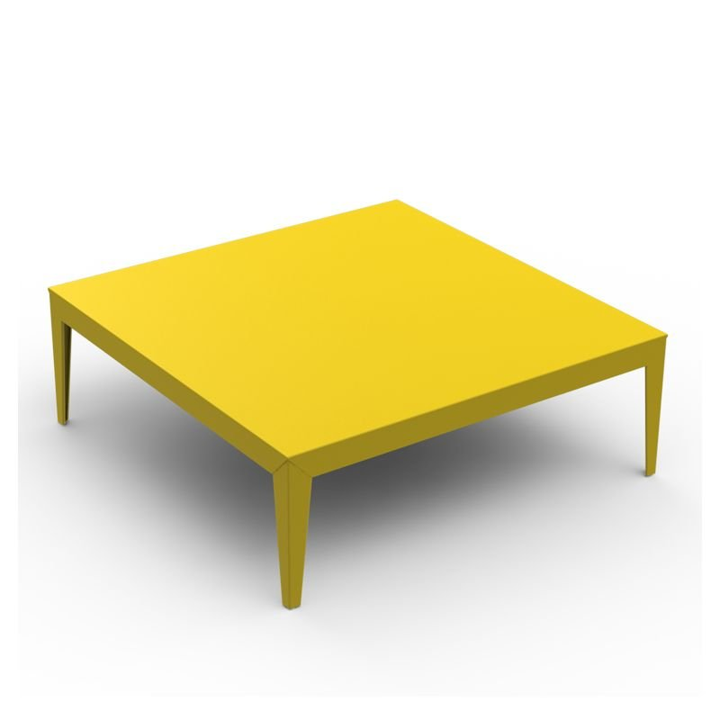 Table basse zef matiere grise - Table basse grise design ...