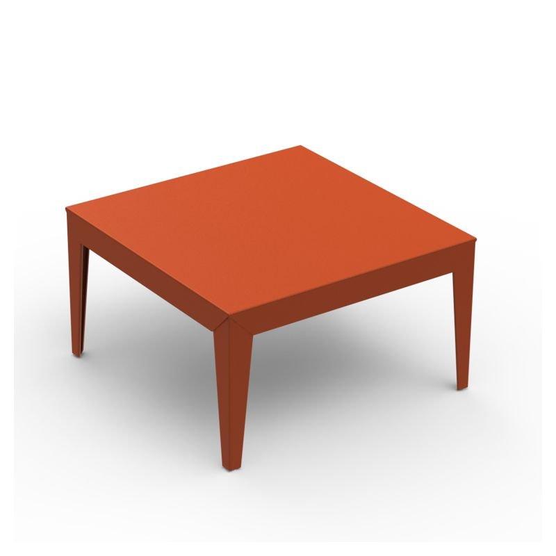 table basse design en m tal zef mati re grise. Black Bedroom Furniture Sets. Home Design Ideas