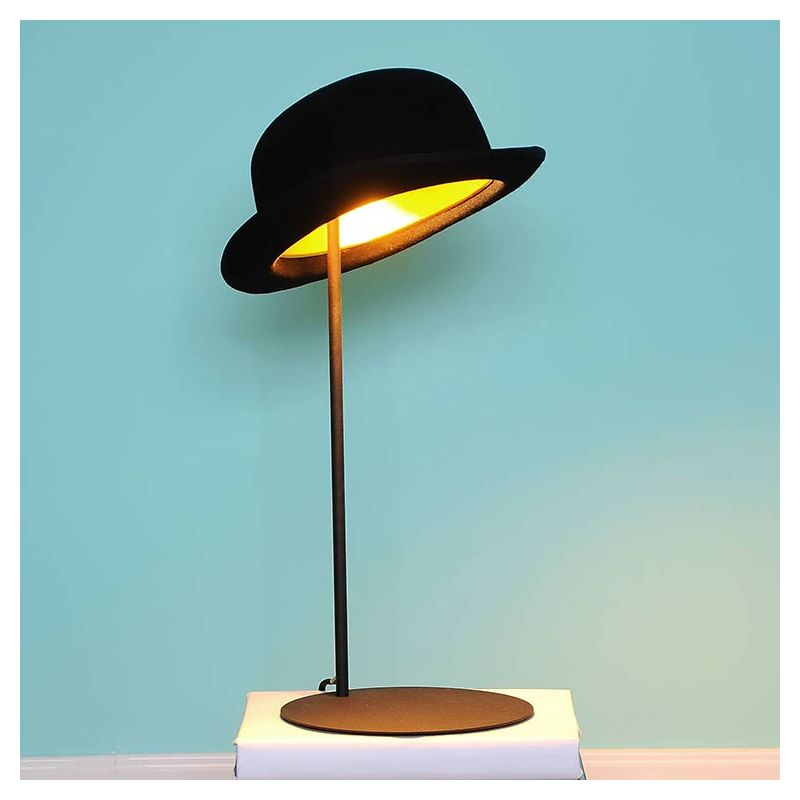 Jeeves Lampe de Table Chapeau Melon: : Cuisine