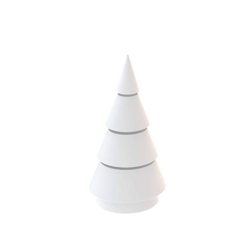 Sapin design lumineux FOREST hauteur 1,5 m Vondom non éclairé