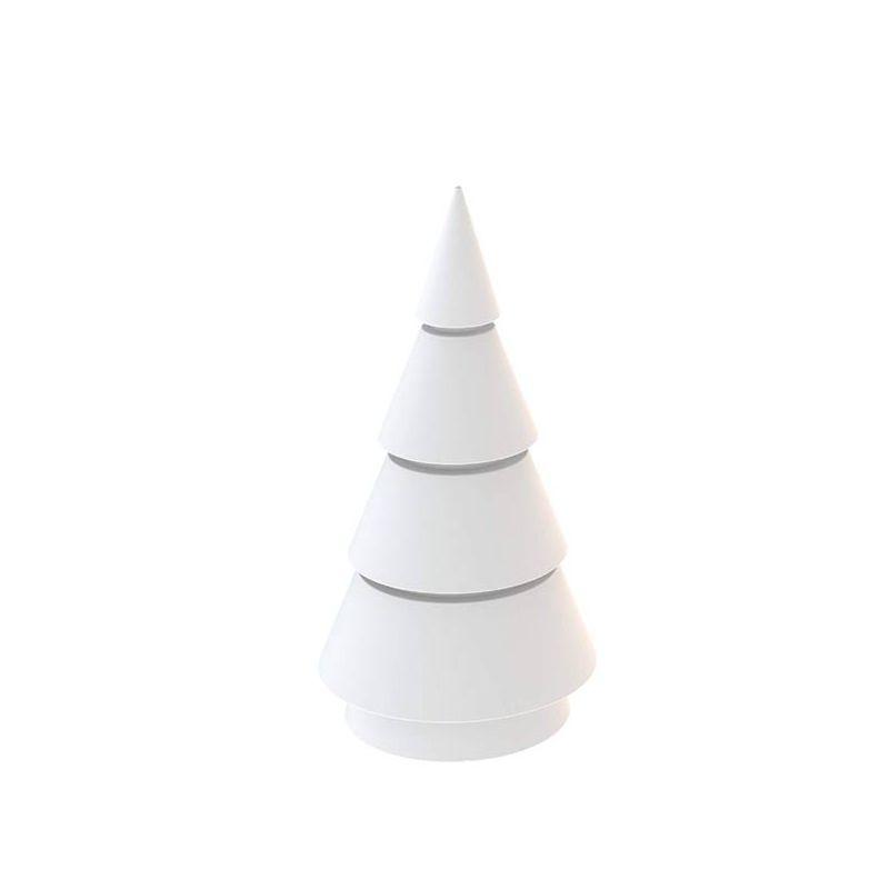 Sapin design lumineux FOREST hauteur 1 m Vondom non éclairé