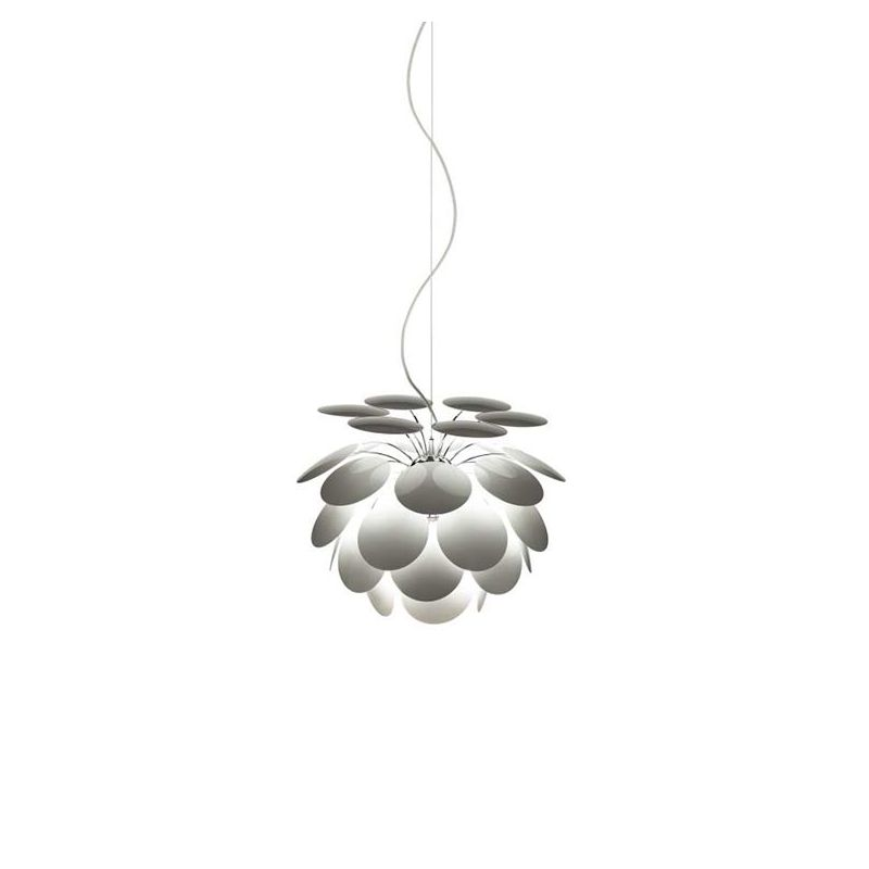 Suspension DISCOCO 35 Marset, coloris blanc