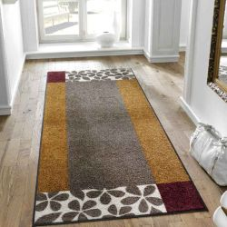 Tapis lavable FLORITA Wash and Dry 75 x 190 cm