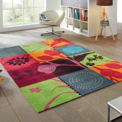 Tapis lavable SUMMER BREEZE Wash and Dry 170 x 240 cm
