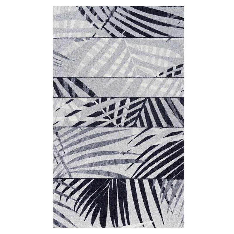 Tapis lavable PALM TREE Wash and Dry 70 x 120 cm