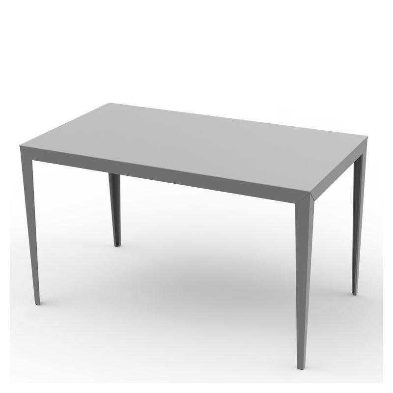 mange debout en m tal zonda mati re grise. Black Bedroom Furniture Sets. Home Design Ideas