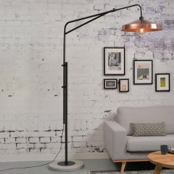 Lampadaire BRIGHTON style industriel It's About Romi