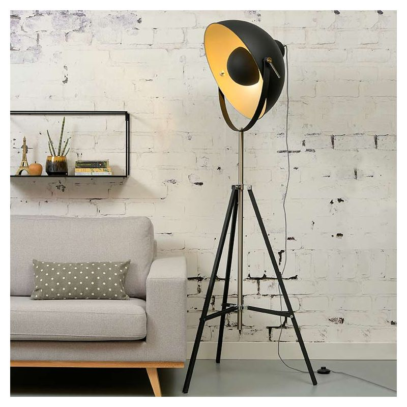 About Lampadaire It's Projecteur HollywoodLampe Romi k8n0wOPX