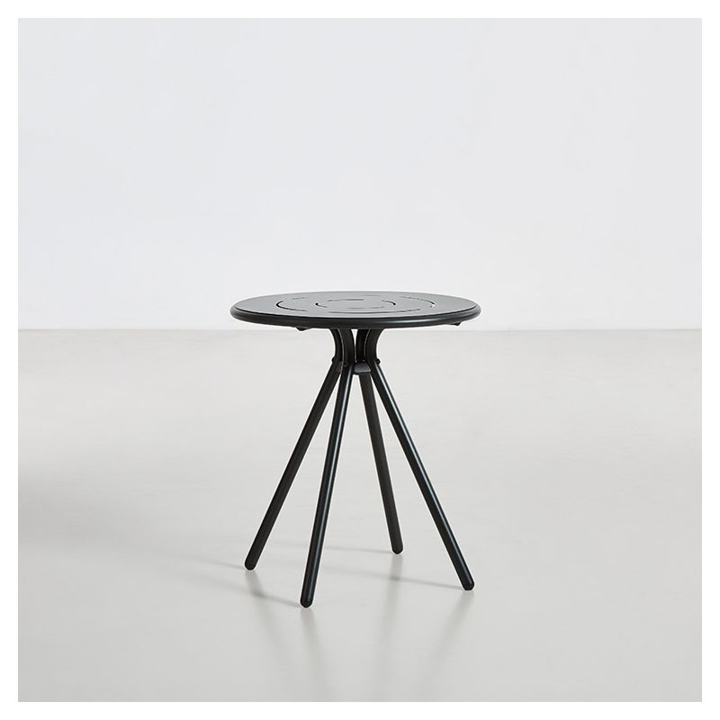 Ray Cafe ronde, table de jardin Woud Ø 65 en aluminium