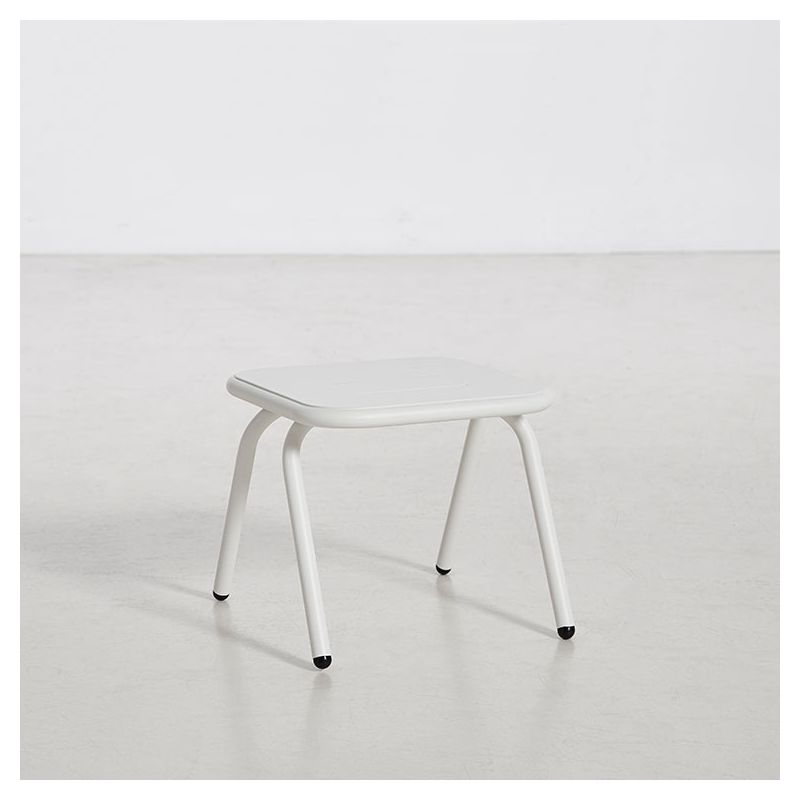 Ray Lounge, table basse extérieure Woud en aluminium