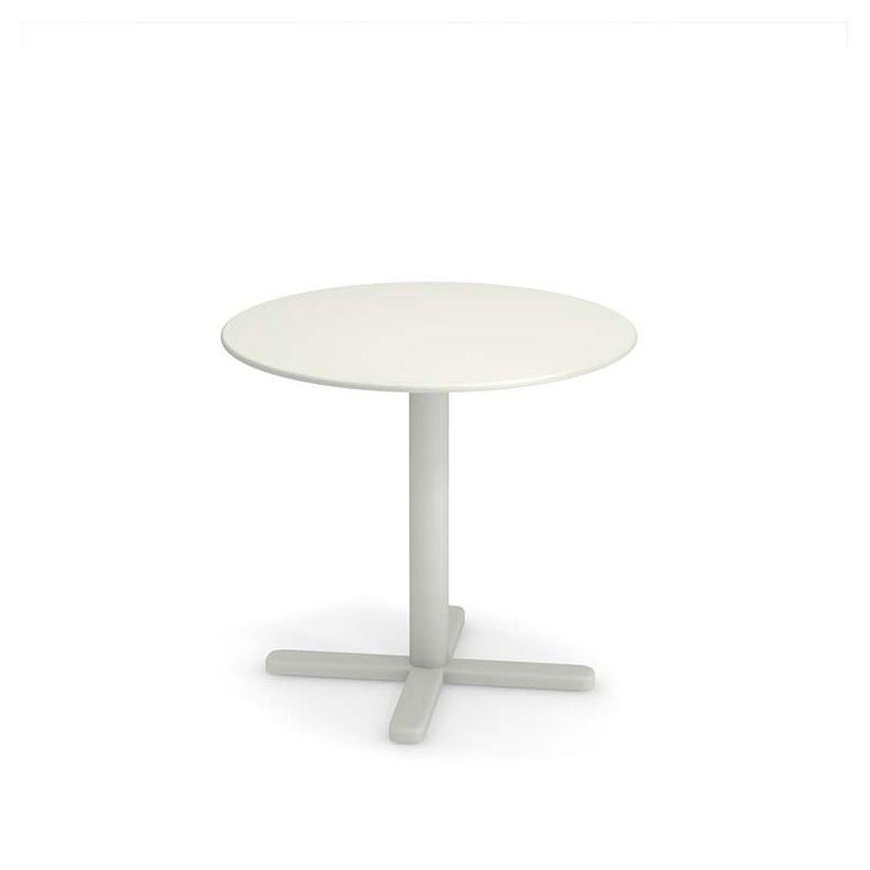 Table ronde Ø 80 pliante DARWIN Emu