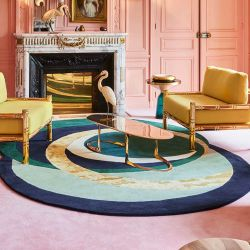 Tapis ALLIANCES Poudre, collection Designers Toulemonde Bochart