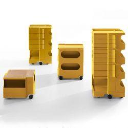Chariots de rangement miel BOBY B-Line à roulettes divers modèles