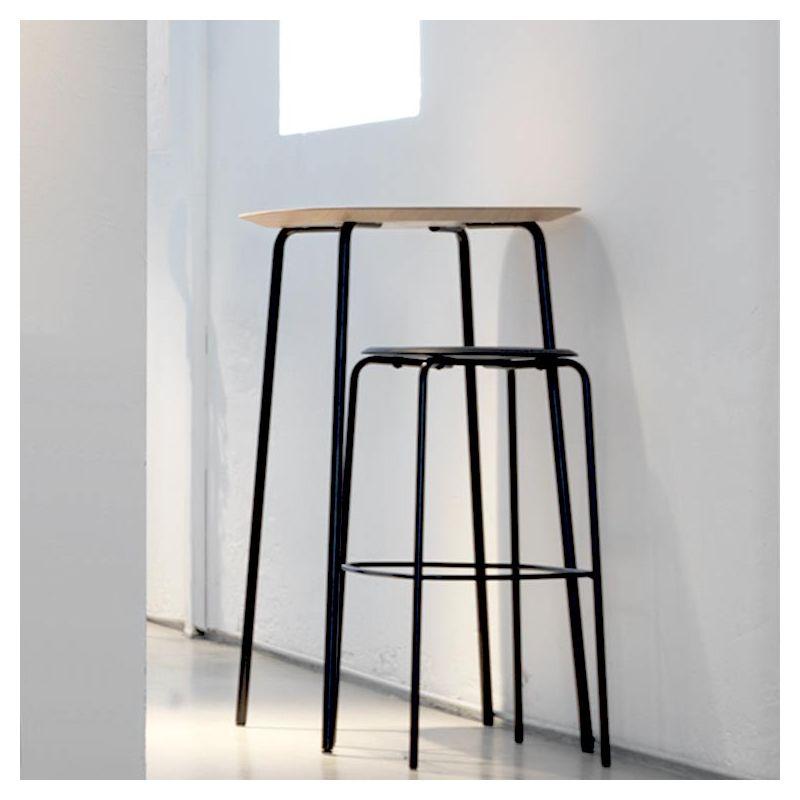 Table bar plateau chêne h 110 OKITO TABLE Zeitraum