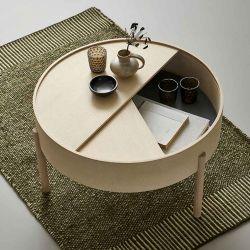 Table basse avec rangement ARC Woud