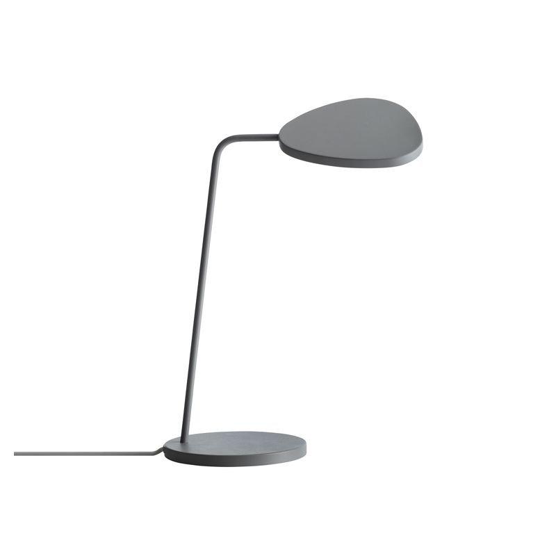 Lampe de table grise LEAF Muuto