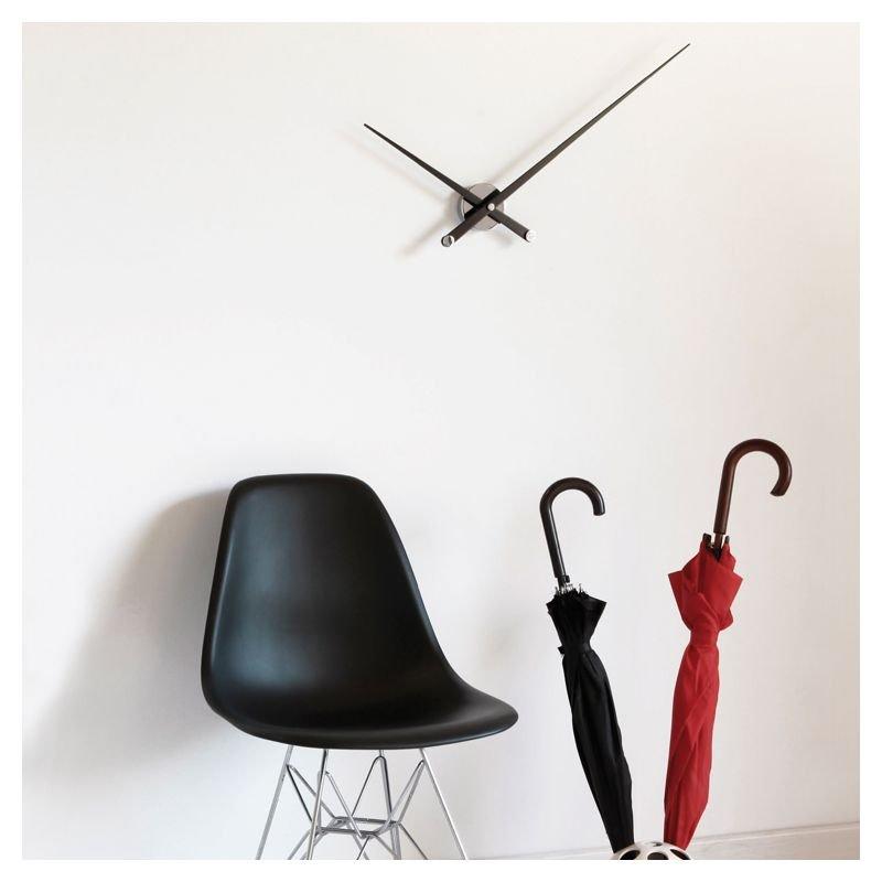 Axioma l grande horloge design nomon 100 cm - Horloge murale contemporaine design ...