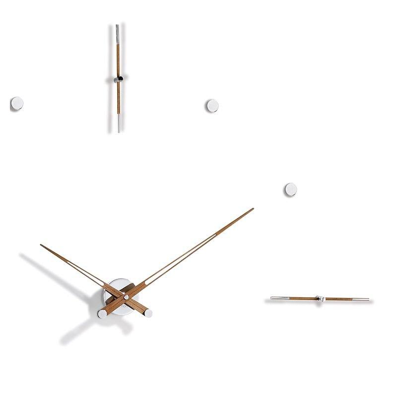 grande horloge murale design mixto n nomon. Black Bedroom Furniture Sets. Home Design Ideas