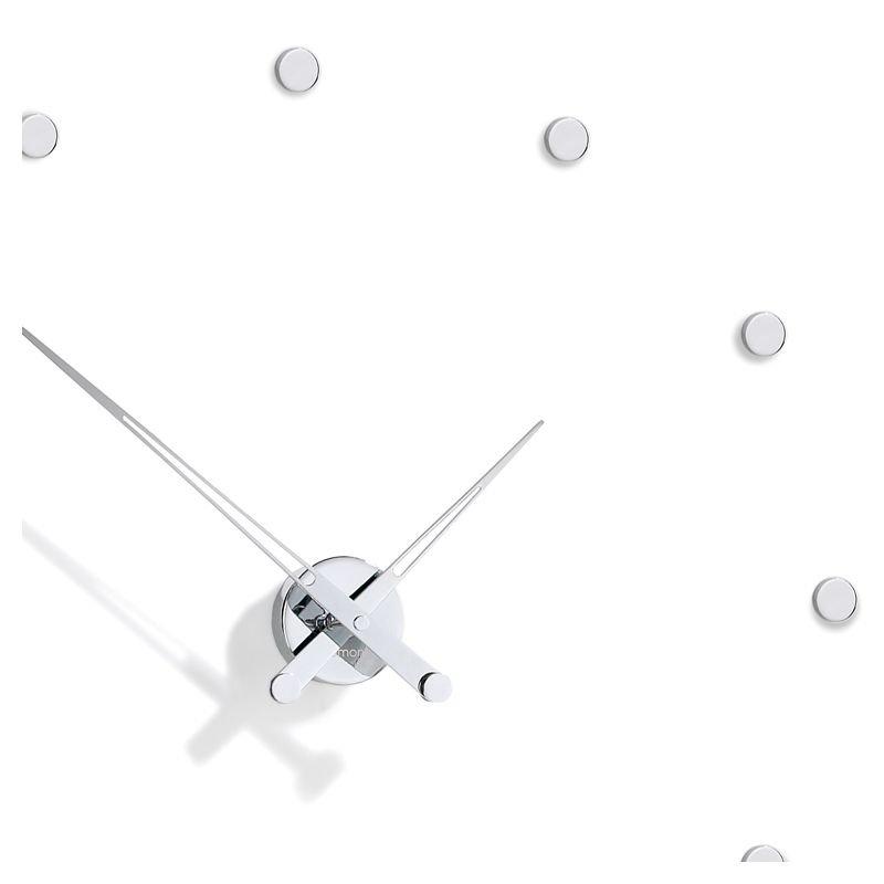 Grande horloge moderne rodon i nomon - Horloge murale contemporaine ...