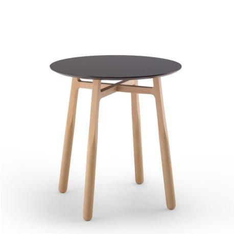 Bout de canap design en bois tab kendo for Table d appoint pour canape