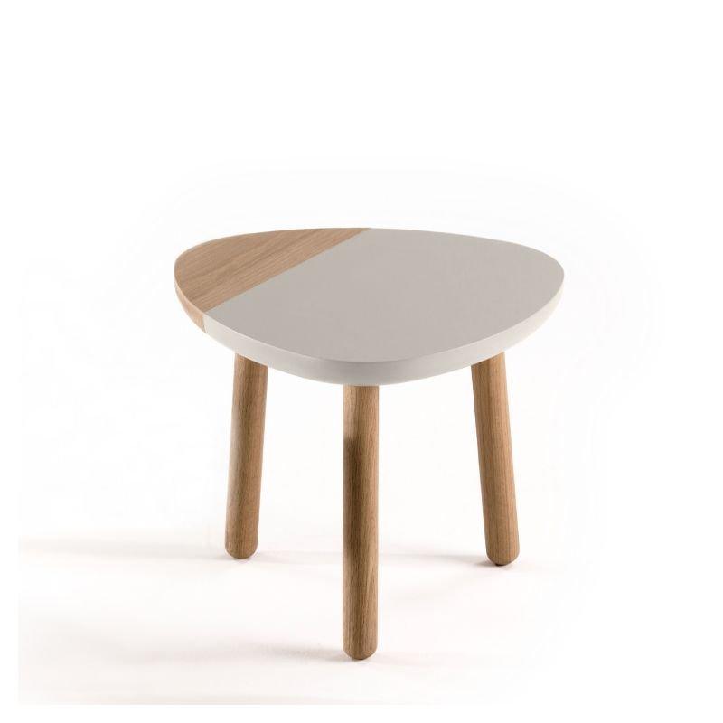 Cami table basse salon kendo design luis arrivillaga - Table camif ...