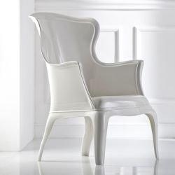 Fauteuil PASHA 660 blanc Pedrali