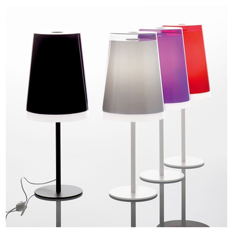 Lampe de table design easy link l001ta pedrali for Lampe de table rona