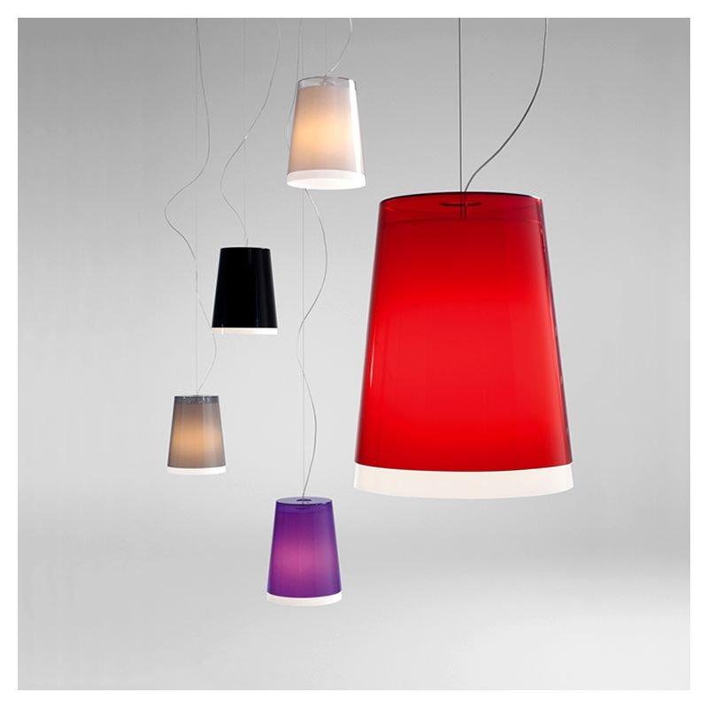 Lampe easy link 26 petite suspension design pedrali for Petite suspension cuisine