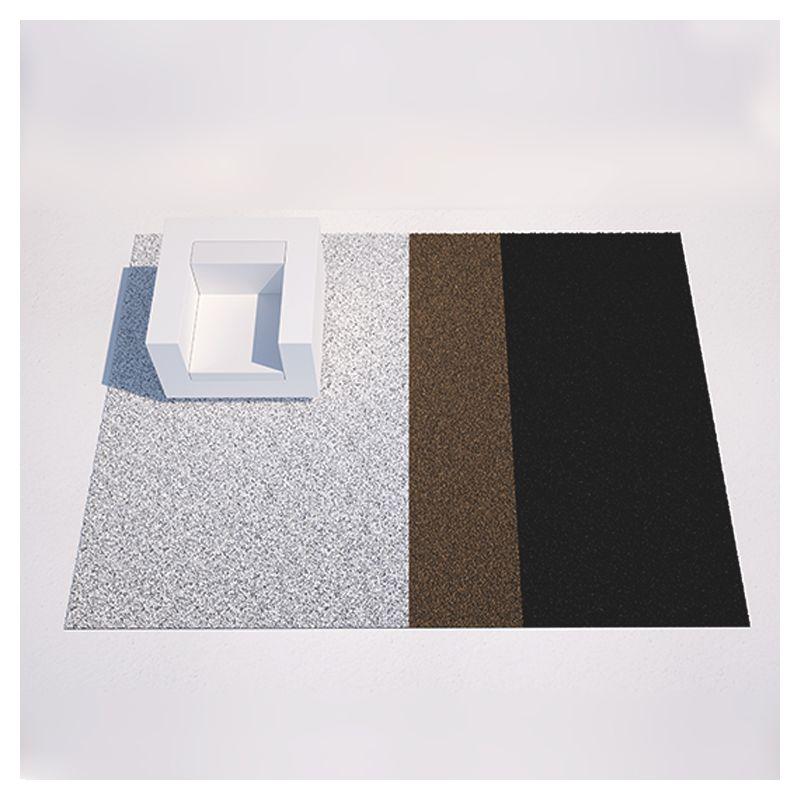 Tapis outdoor carré LINES XL Vondom