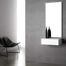 Console & miroir TANDEM Celda