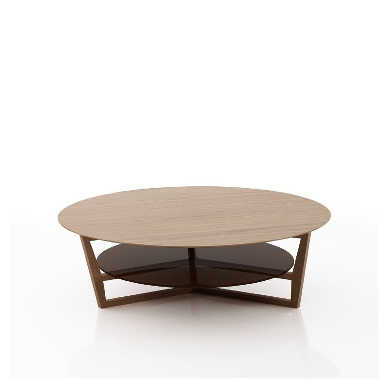 Table basse design table salon maralba celda - Table basse ronde de salon ...