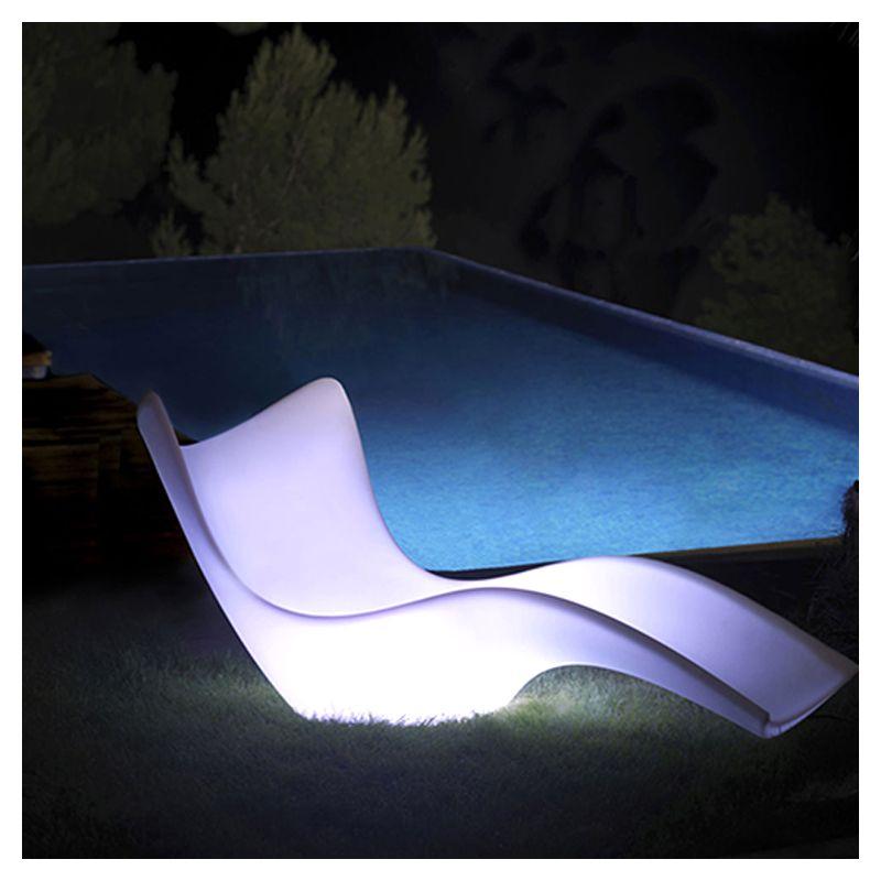 bain de soleil design transat surf vondom. Black Bedroom Furniture Sets. Home Design Ideas