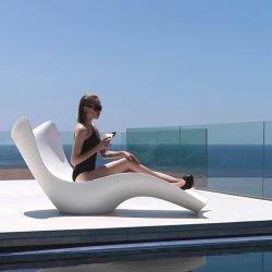Bain de soleil SURF blanc Vondom