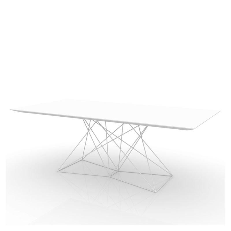 Table inox outdoor FAZ Vondom
