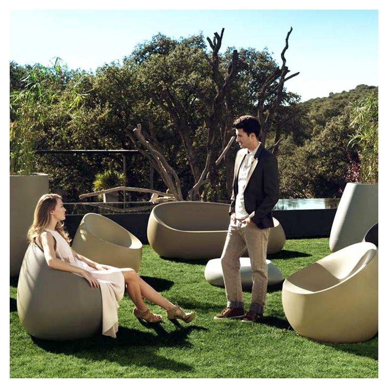 Canap d 39 ext rieur design sofa stone vondom - Canape d exterieur design ...