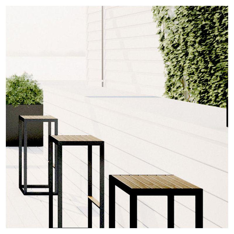 tabouret bar exterieur fabulous chaise de bar cdiscount chaise bar pas cher cuisine en image. Black Bedroom Furniture Sets. Home Design Ideas