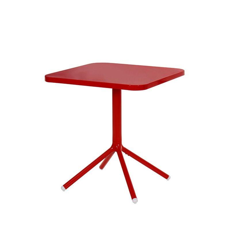 Grace, table de jardin pliante design Emu en aluminium