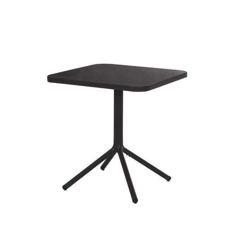 Grace table de jardin pliante design emu en aluminium - Table pliante design ...