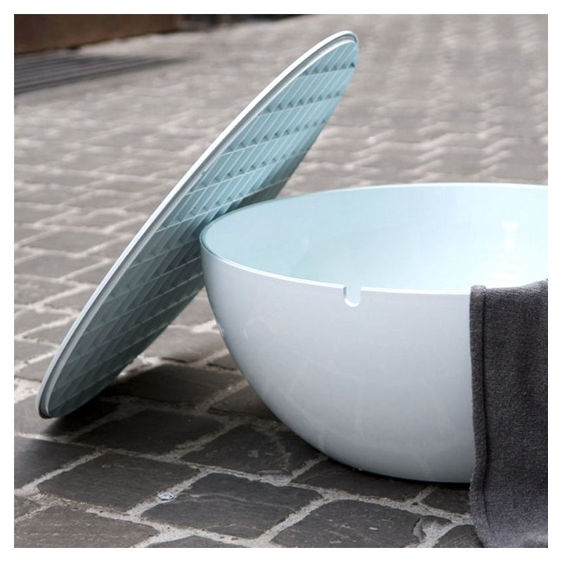 slice table basse xl boom ronde avec ou sans coffre. Black Bedroom Furniture Sets. Home Design Ideas