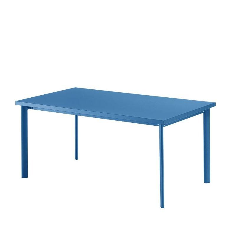 Table de jardin metal rectangulaire des - Table de jardin babou ...