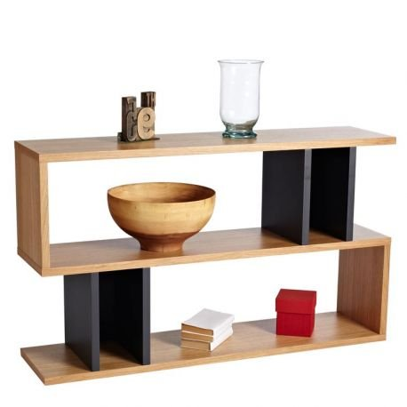 Counter balance tag re basse bois conran - Bibliotheque basse design ...
