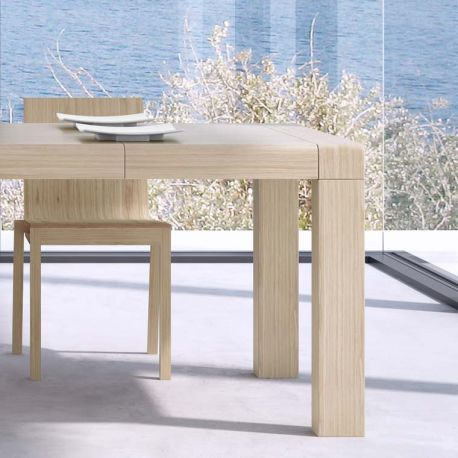 Table extensible table s jour design roll celda for Table sejour design