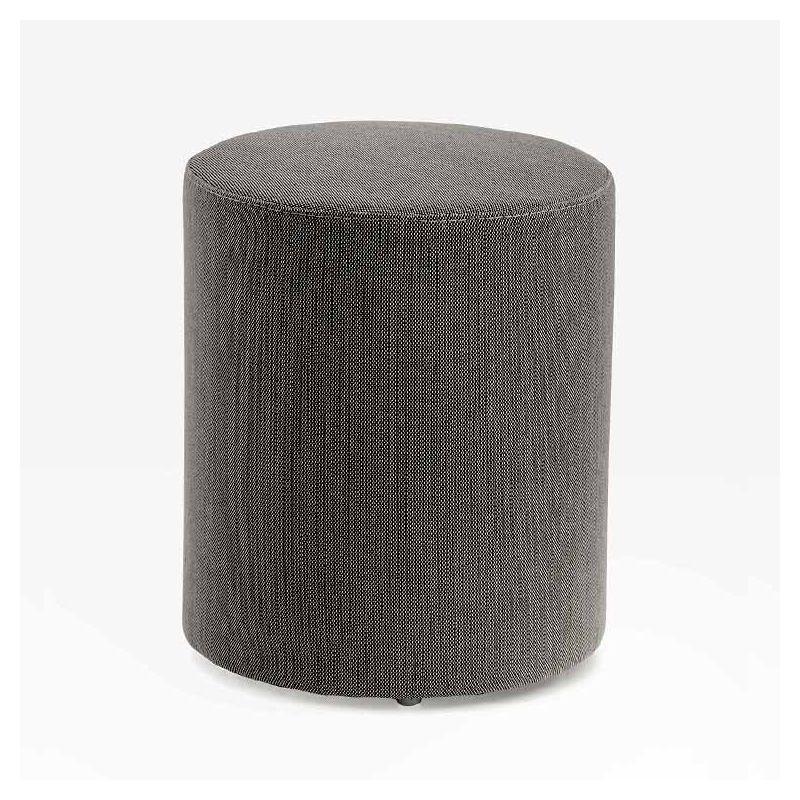 pouf tabouret rond en tissu wow 322 pedrali. Black Bedroom Furniture Sets. Home Design Ideas