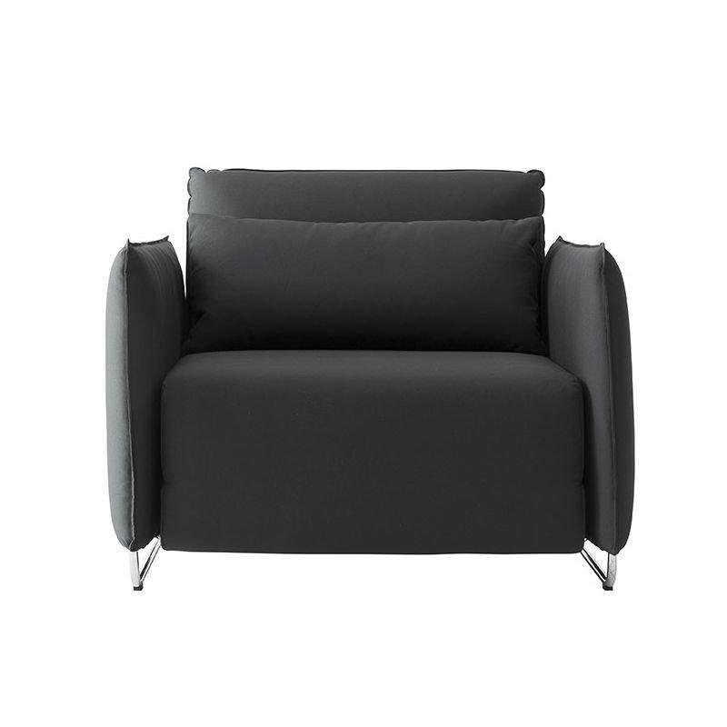 Cord fauteuil design convertible lit 1 place softline - Fauteuil club convertible ...